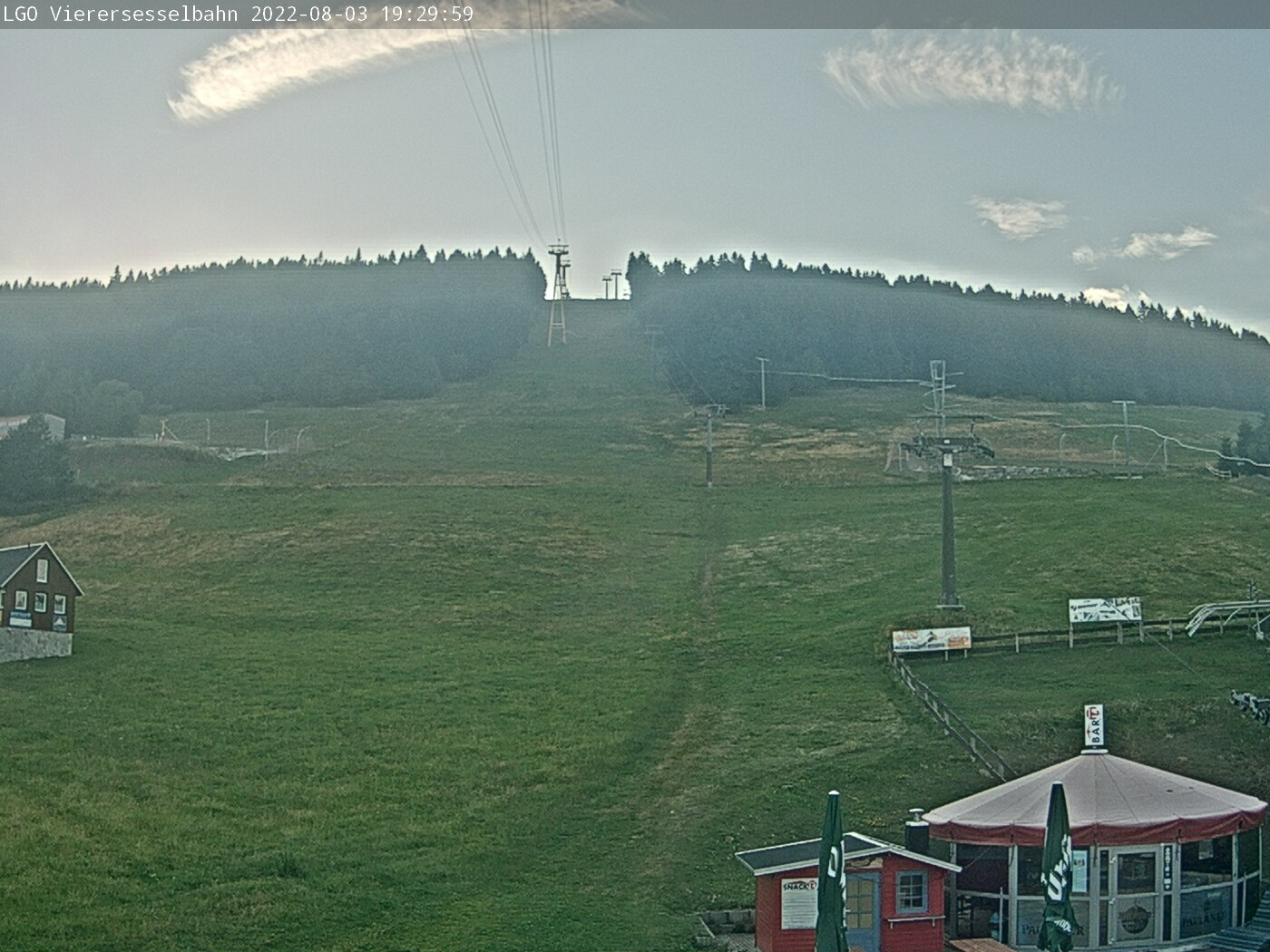 Webcam: Talstation Sessellift